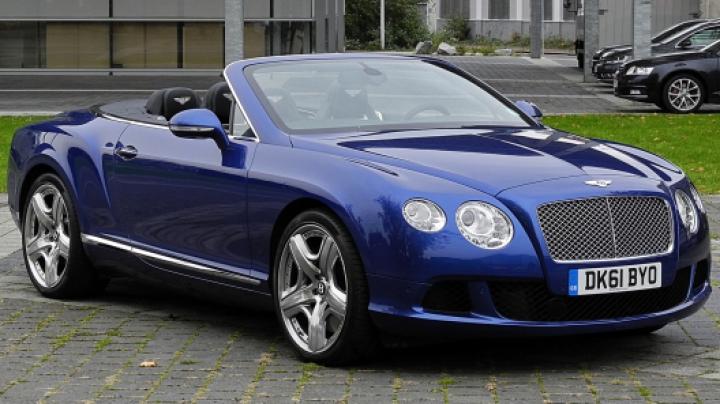 Bentley поможет миллиардерам выбрать автомобиль при помощи приложения