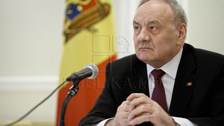 Тимофти проведет консультации с фракцией ЛДПМ