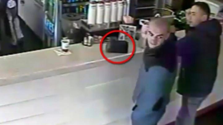На Рышкановке злоумышленники украли у посетительницы кафе сумку (ВИДЕО)