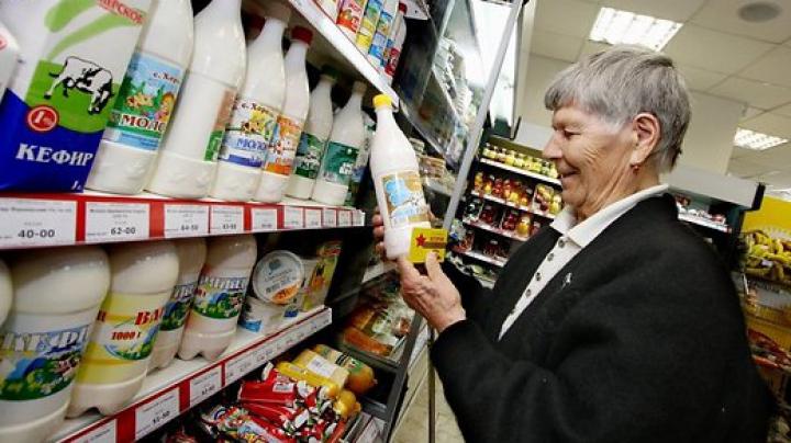 Россия ограничила ввоз молока и рыбы из Белоруссии