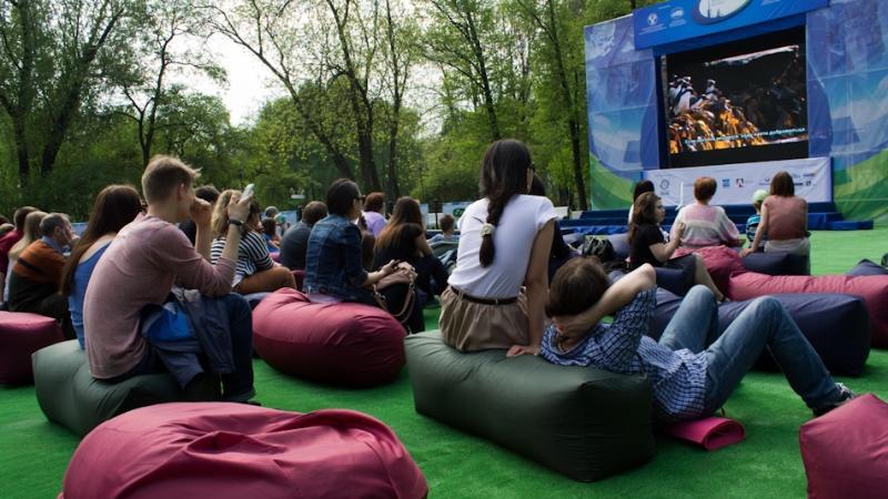 Фестиваль сеансы кино