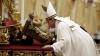 В соборе Святого Петра папа Франциск отслужил торжественную мессу