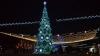 Бельцы украсили к зимним праздникам (ВИДЕО)
