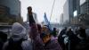 Многотысячный антиправительственный митинг начался в столице Южной Кореи
