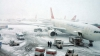 Сотни рейсов отменены в Стамбуле из-за снегопада