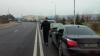 Граждан Молдовы  тщательно проверяют на КПП Леушены-Албица
