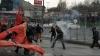 Протесты в Стамбуле закончились столкновениями с полицией