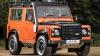 Новый Land Rover Defender представят в 2018 году