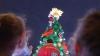 В Мельбурне построили гигантскую новогоднюю ёлку из Лего