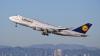 Пассажир Lufthansa пытался покинуть самолет во время полета над Австрией