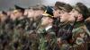 Новобранцы Национальной армии торжественно присягнули на верность родине