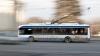 Минувшим вечером в столице задымился новый троллейбус с пассажирами (ВИДЕО)