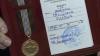 Виктория Крюкова получила награду Министерства внутренних дел