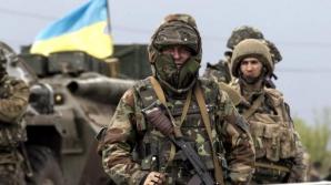 Украина увеличила группировку войск на границе с Крымом и Приднестровьем