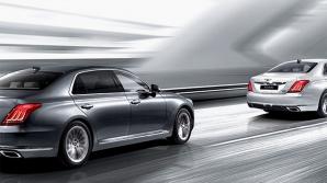 Hyundai представил свою самую роскошную модель