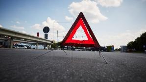 Микроавтобус столкнулся с автомобилем в Яловенском районе: пострадали три человека