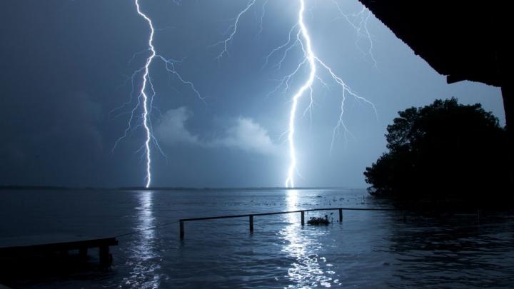 Ученые выяснили, в какую точку планеты чаще всего бьют молнии