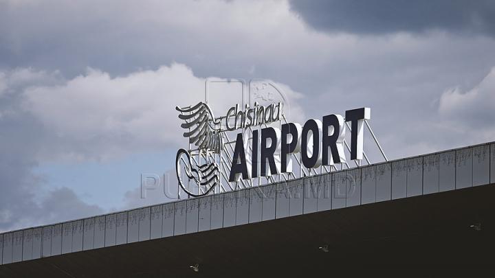 Самолет Кишинев - Москва вернулся в аэропорт вылета из-за технической неисправности