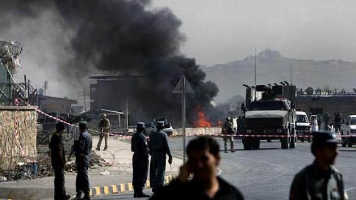 Три человека погибли в Афганистане в результате взрыва