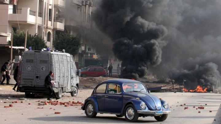 В Каире произошел взрыв в жилом доме