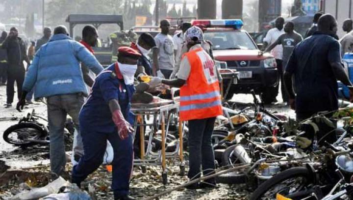 Взрыв в Нигерии на газоперерабатывающем заводе: погибли более ста человек