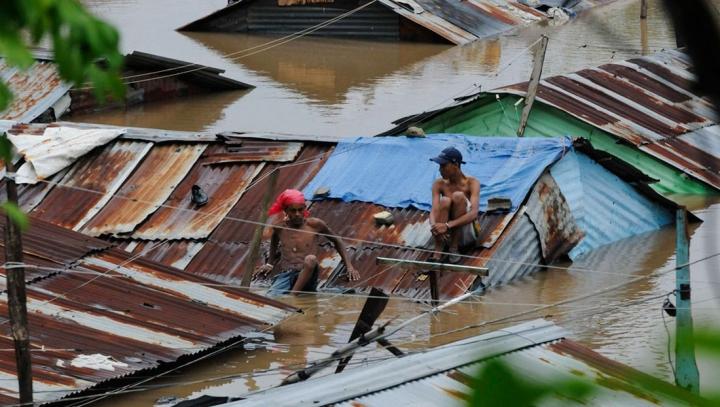 В Южной Америке произошло сильнейшее за несколько десятков лет наводнение