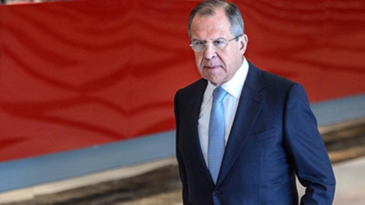 Лавров назвал бессодержательными переговоры с главой МИД Турции