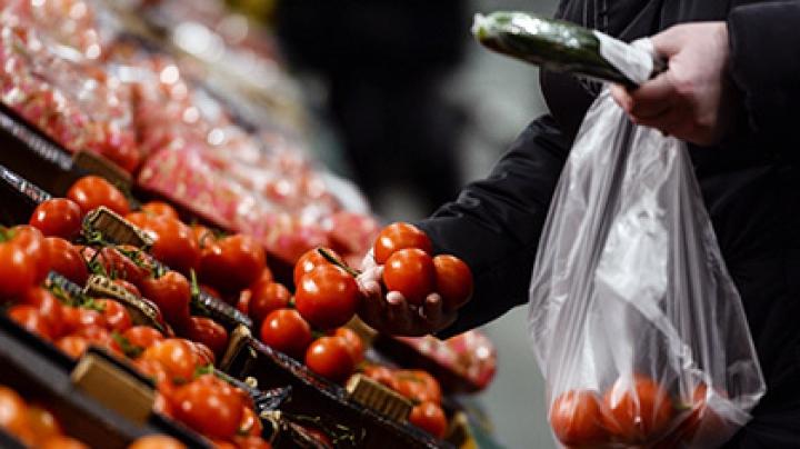 Перед введением турецкого эмбарго в России резко подорожали овощи