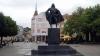 Снегопад «перевел» польскую статую на темную сторону силы (ФОТО)