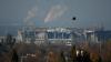 Сепаратисты обстреляли аэропорт Донецка из миномётов