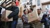 ООН и Красный Полумесяц направили в Сирию десятки грузовиков с гуманитарной помощью