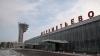 Пьяный пассажир угнал микроавтобус со взлетно-посадочной полосы в аэропорту Шереметьево