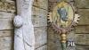 Священник и прихожане Успенской церкви собрали деньги и продукты для малоимущих