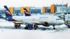 Московские аэропорты отменили десятки рейсов из-за непогоды