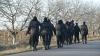 Молдавские карабинеры и их спартанские способы защиты от гриппа и простуды