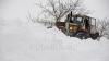 25 снегоуборочных машин вышли на расчистку столичных улиц