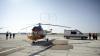 Вертолет SMURD доставил пациента из Единец в Кишинев (ФОТО)