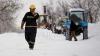 Спасатели вызволили из снежного плена врачей скорой помощи