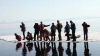 Спасательная операция в Охотском море: на берег доставлены 40 рыбаков