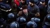 Неделя протестов в столице: хроника событий