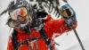 Американская горнолыжница едва не погибла во время тренировки в горах Аляски