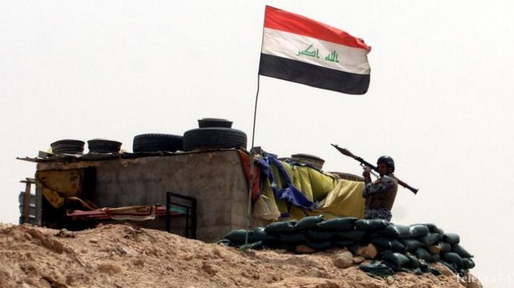 В иракском городе Рамади обнаружили массовое захоронение военных