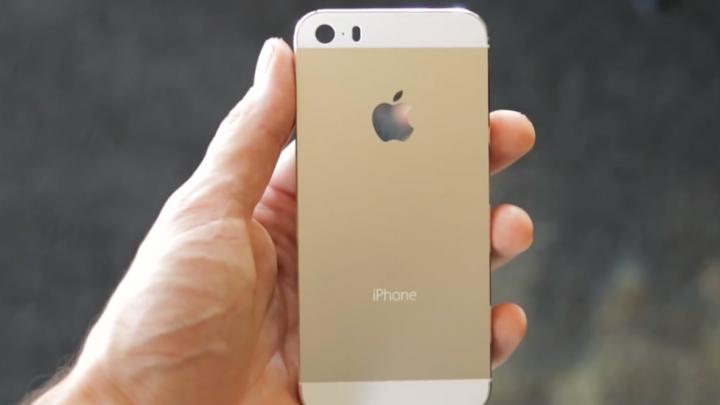 Apple может выпустить улучшенный iPhone 5s