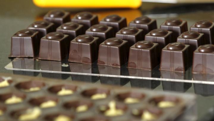 В России может остановиться производство шоколада