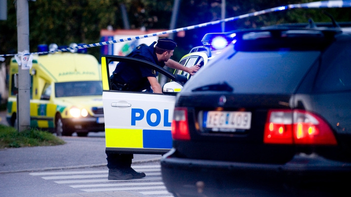В центре Стокгольма произошел взрыв