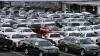 Российский экспорт автомобилей упал вместе с рублем