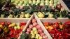 В разгар сезона зимних заготовок молдавские овощи и фрукты значительно подорожали