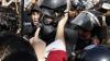 Жители Каира вышли на протест после того, как полицейский застрелил человека