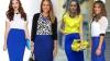 Тенденции весенней моды: платья с широкими рукавами, блузы с цветочными принтами и юбки-карандаш
