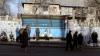 Вандалы объявили войну столичным остановкам общественного транспорта (ФОТОРЕПОРТАЖ)